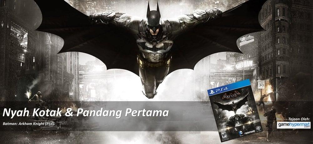 Batman Arkham Knight Malaysia
