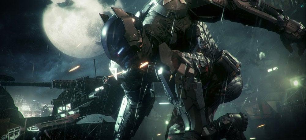 Batman Arkham Knight Kemaskini