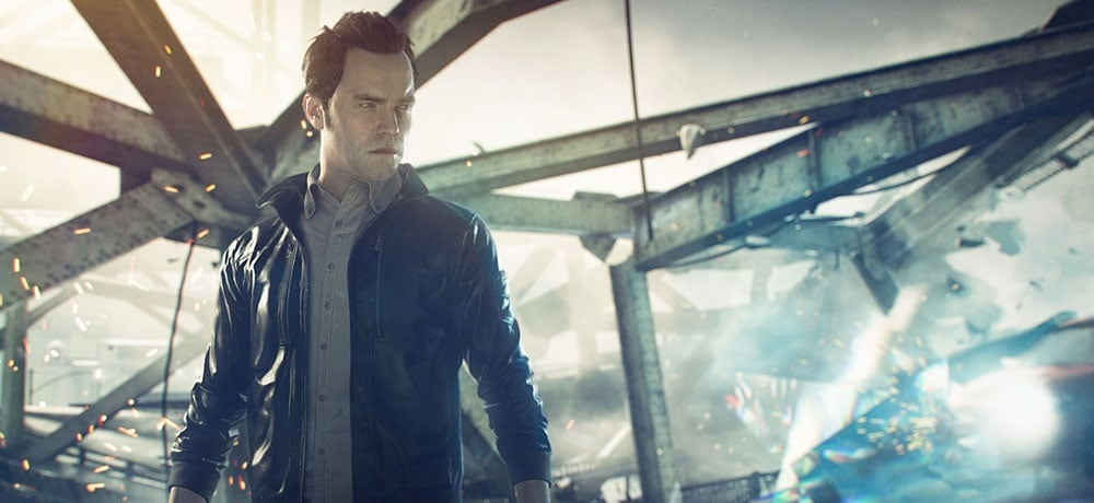 Quantum Break E3 Gamescom