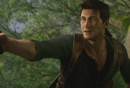 Video Gameplay Uncharted 4