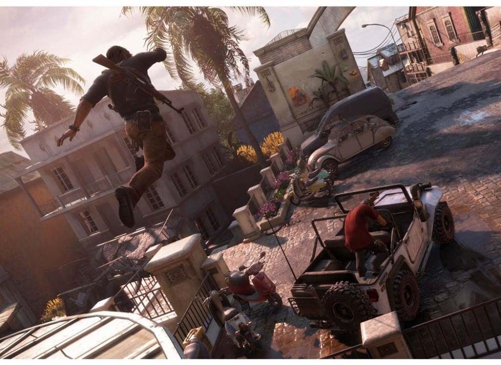 Berikut Adalah Punca Penundaan Uncharted 4