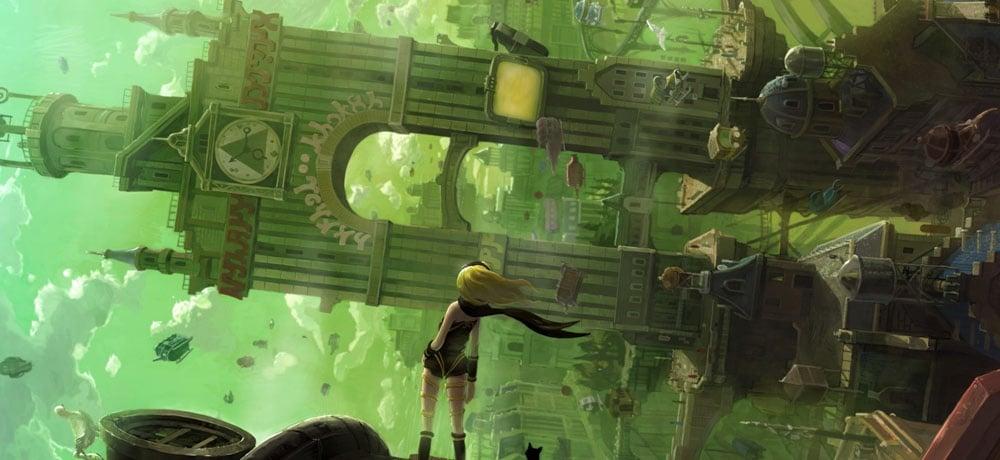 Gravity Daze Rush PS4