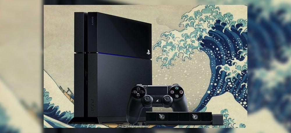 Harga Jualan PlayStation 4 Turun Untuk Pasaran Jepun