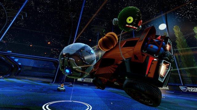 Isi Kandungan Ekstra Rocket League Secara Percuma Untuk PS4