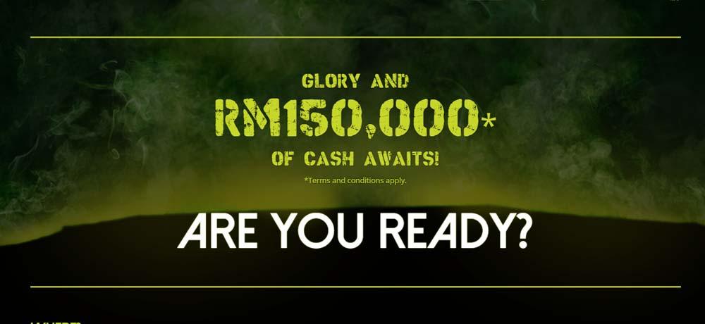 Mountain Dew RM150,000