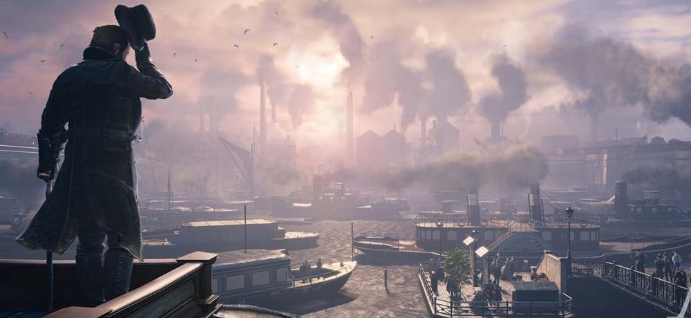 Saiz Assassin's Creed Syndicate Lebih Dari 40GB Untuk Xbox One