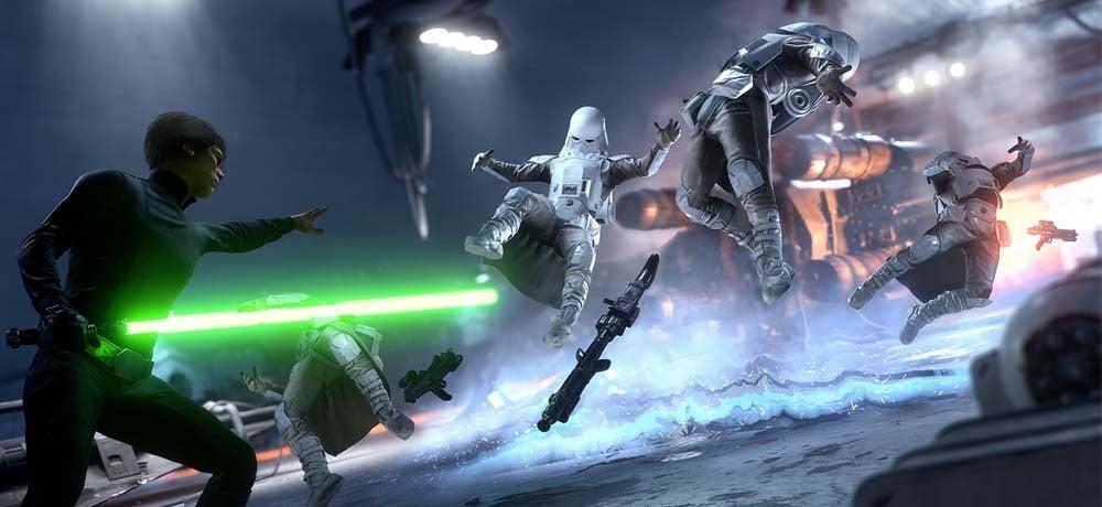 Spesifikasi Keperluan Sistem PC - Star Wars Battlefront Dikeluarkan