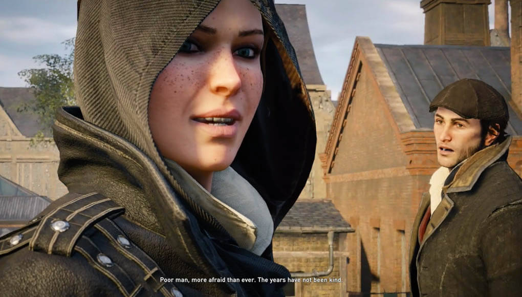Evie Jacob Frye