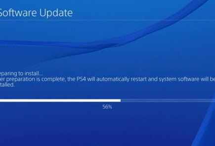 Kemaskini PlayStation 4 (3.11) - Saiz Sebesar 250MB