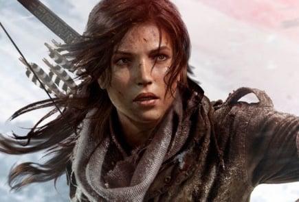 Microsoft Yakin Rise of the Tomb Raider akan Mengalahkan Fallout 4