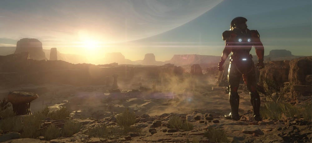 Video Trailer Baharu Mass Effect Andromeda
