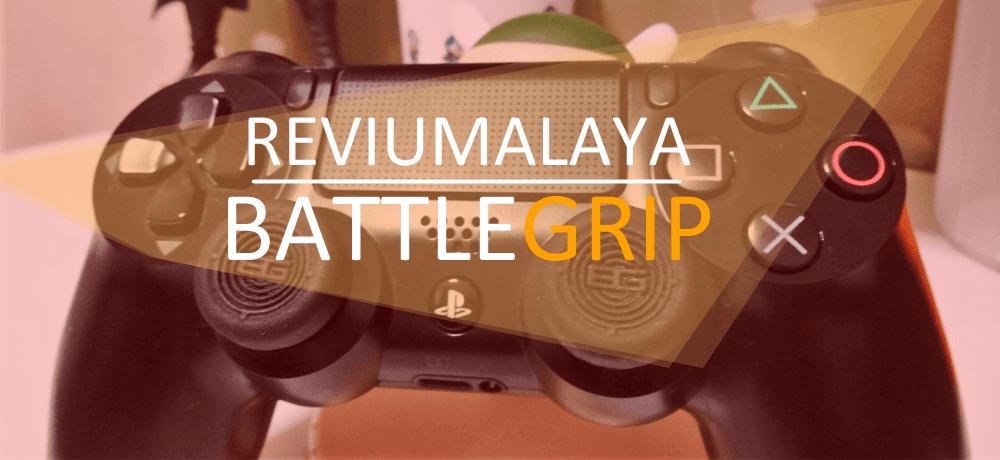 Reviu - BattleGrip