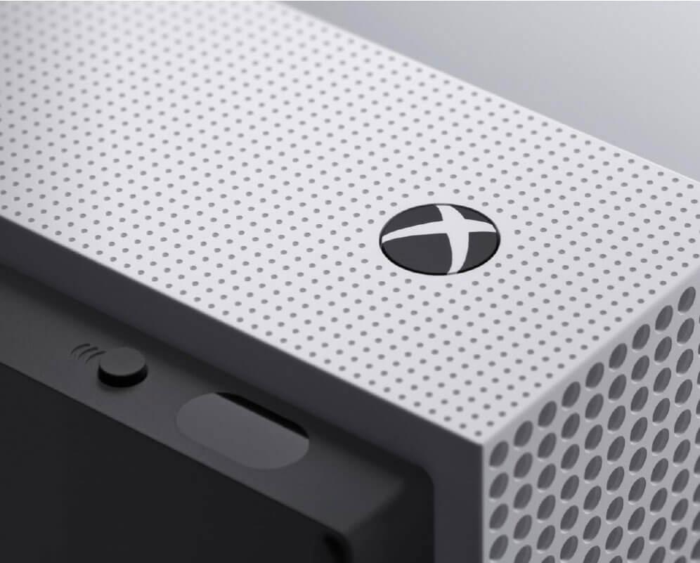 Xbox-S-IR