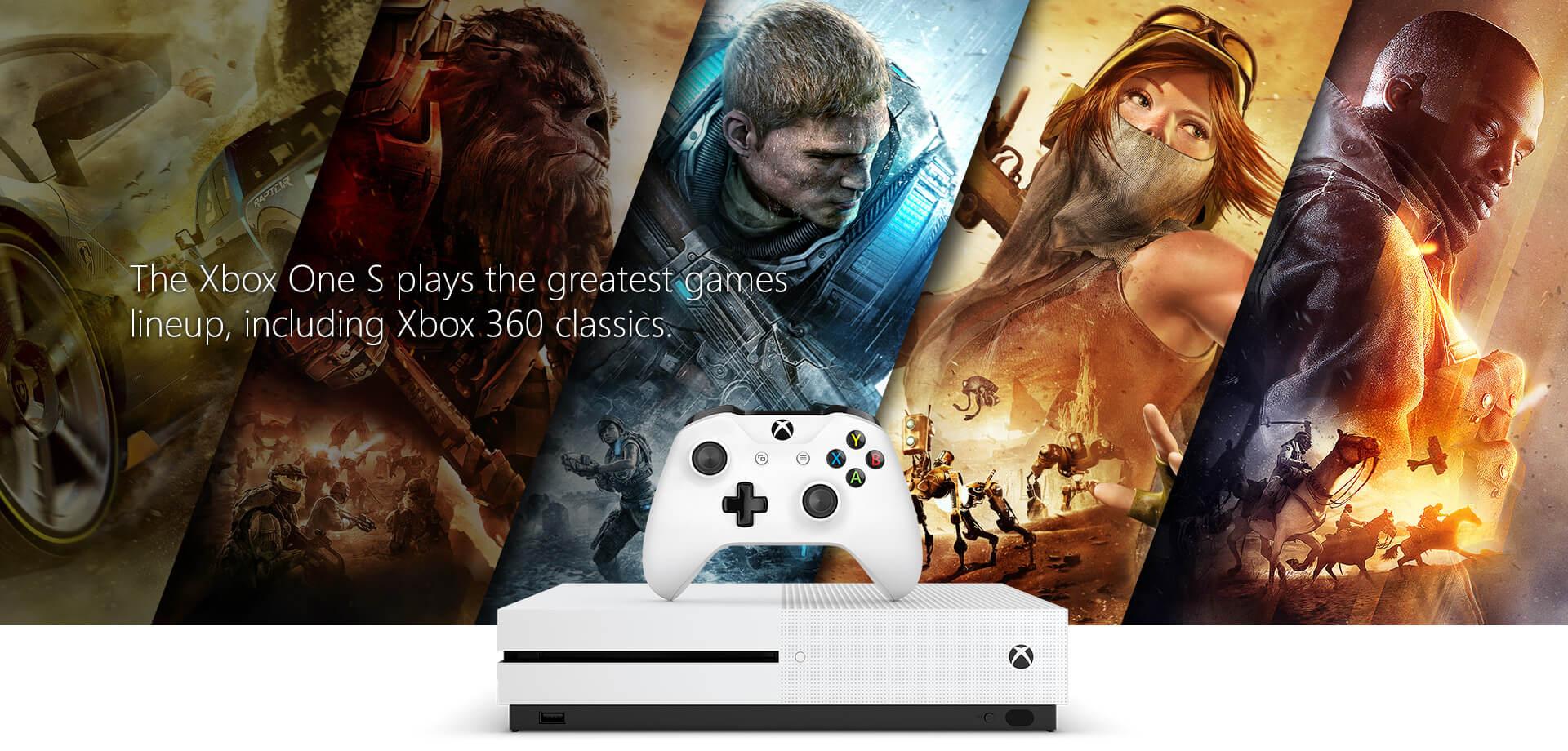 Xbox S X360