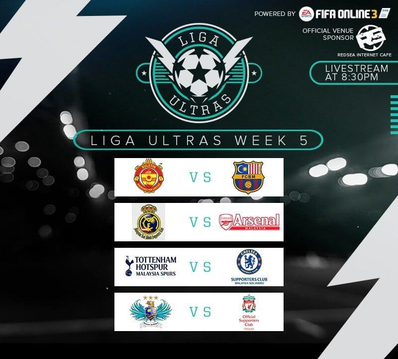 Liga Ultras FO3